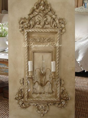 le grenier d 39 alice shabby chic et romantique french decor part 8. Black Bedroom Furniture Sets. Home Design Ideas