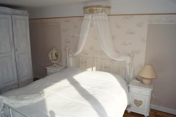 Ciel de lit chez Clara