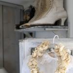 Robe de bapteme botte mariage 1900 gant dentelle ambiance shabby chic chambre romantique 4