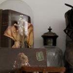 Robe de bapteme botte mariage 1900 gant dentelle ambiance shabby chic chambre romantique 6
