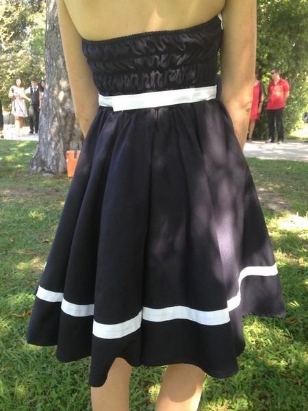 Robe rockabilly pinup année 50 katjusha burda patron couture 1