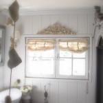 Salle de bains patine decoration de charme shabby le grenier dalice