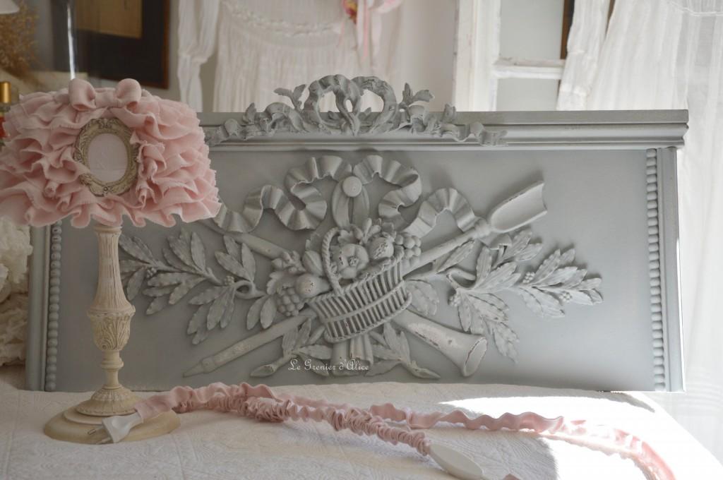 Le grenier d 39 alice shabby chic et romantique french decor - Porte shabby chic ...