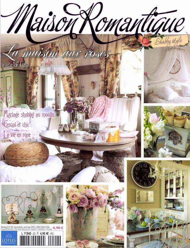 reportage clara maison shabby chic le grenier d 39 alice. Black Bedroom Furniture Sets. Home Design Ideas